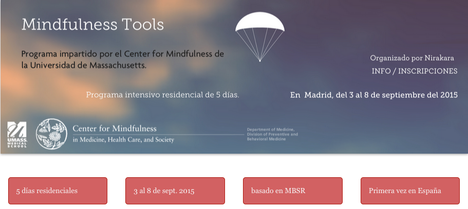 Mindfulness Tools Nirakara